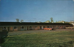 Downeast Motel Postcard