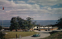 Fundy View Motel, Fundy National Park