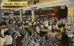 "Nevada Club - ""The Bonus Club"""