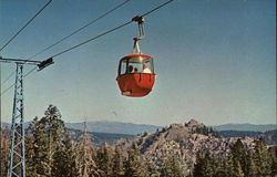 Squaw Valley Cable Car