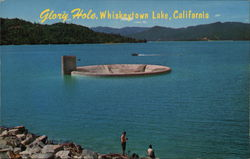 Glory Hole, Whiskeytown Lake