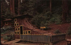 Wooden Shoe - Children's Delight - on the Redwood Highway