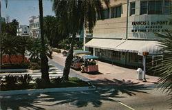 Tram in Miami