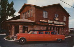 Harolds Pony Express Motel No.1