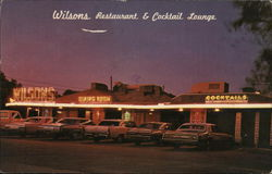Wilsons Restaurant & Cocktail Lounge