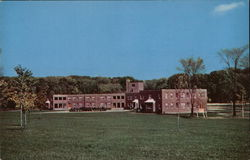 The Methodist Home for The Aged of the Erie Conference Postcard