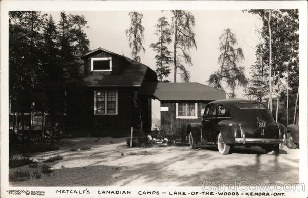 Metcalf's Canadian Camps - Lake-of-the-Woods Kenora Canada