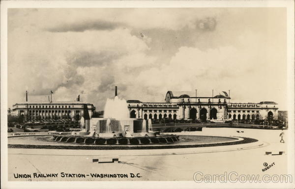 Union Railway Station Washington District of Columbia