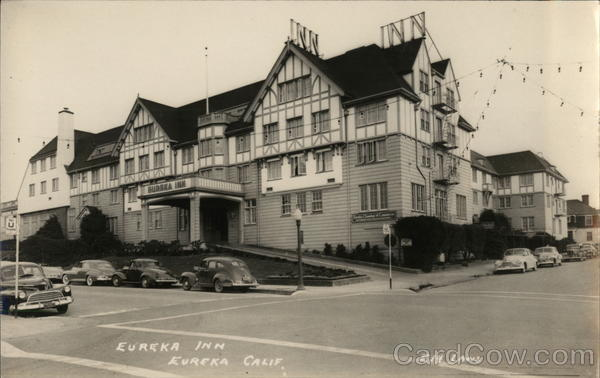 Street View of Eureka Inn California