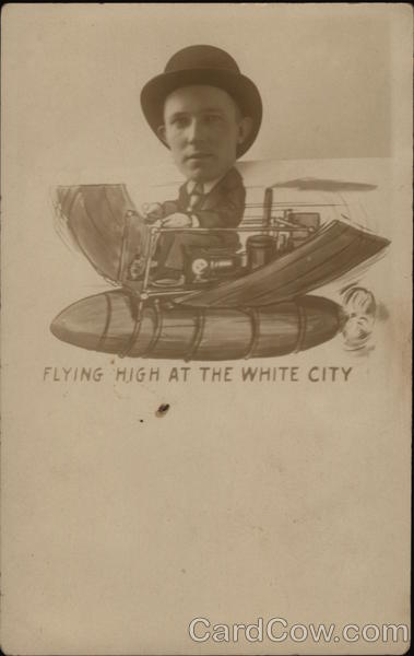 Flying High at the White City Aircraft