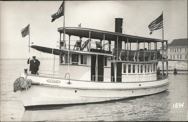 S.S. Onetta Steamers