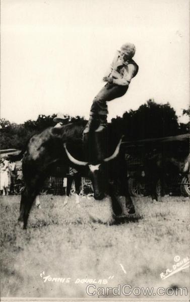 Tommie Douglas Rodeos