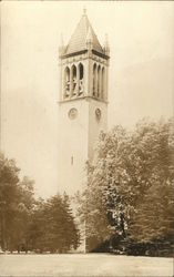 Campanile Clock Tower, Iowa State University