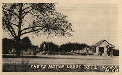 Chet's Motor Lodge