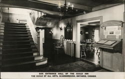 Oak Entrance Hall of the Guild Inn - The Guild of All Arts