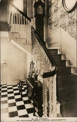 Stairway, The Antiquarian Society