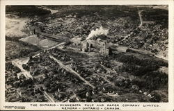 The Ontario-Minnesota Pulp and Paper Company Limited