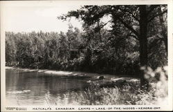 Metcalf's Canadian Camps - Lake-of-the-Woods