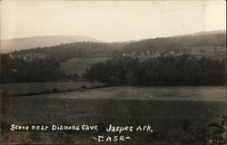 Scene near Diamond Cave