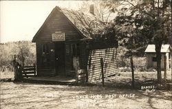 Uncle Ike's Post Office, Notch