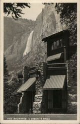 The Ahwahnee Hotel & Yosemite Falls