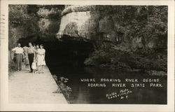 Where Roaring River Begins - Roaring River State Park