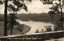 Scenic View of Lake Taneycomo, Taney Vista