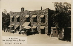 B. Ray Franklin's New Osage Beach Tavern