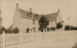 Sulgrave Manor - Ancestral Home of George Washington, Sesqui-Centennial Exposition