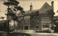 Christian Science Benevolent Association - Sanatorium Postcard