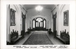 Ontario Ladies College - Entrance Hall