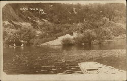 Island Rio Nido - Rowboats in Water Near Hilly Area