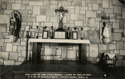 Our Lady of the Lake Chapel, Lake of the Ozarks Postcard