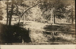 Picnic Grounds at Buck Creek