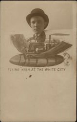 Flying High at the White City