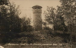 Observation Tower on Mt. Prospect