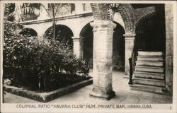 Havana Club - Colonial Patio