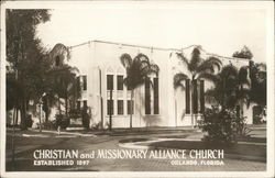 Christian and Missionary Alliance Church - Established 1897