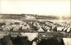 Scene of Camp Ord