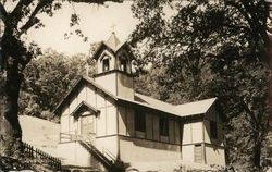 St. Colman Mission Church Postcard