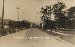 View of South Oakdale Avenue