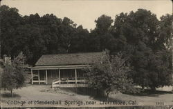 Cottage at Mendenhall Springs
