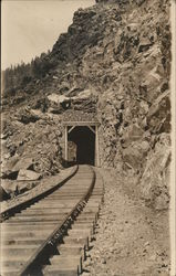 Tunnel No.7 Western Pacific Railway