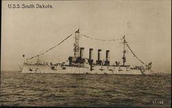 "U.S.S. ""South Dakota"""