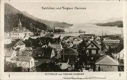 Ketchikan and Tongass Narrows