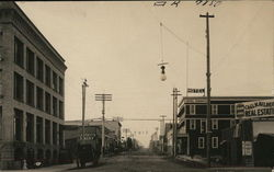 2nd Street View, Hotel Normyle, Chas. H. Kildea Real Estate