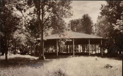 Auditorium at Chautauqua Park