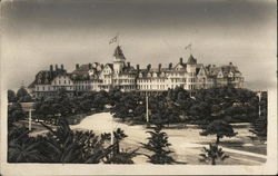 Hotel del Coronado on Imperial Beach