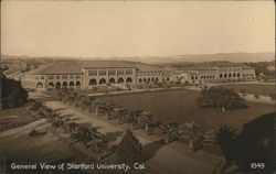 General View of Stanford University