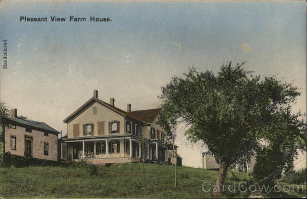 Pleasant View Farm House Onondaga New York